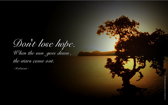 sad hope quotes