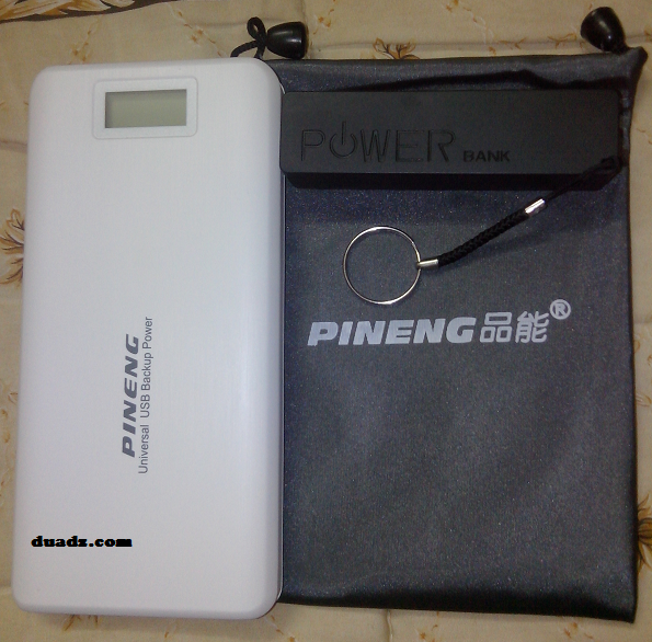 Cara Tahu Powerbank Pineng Original