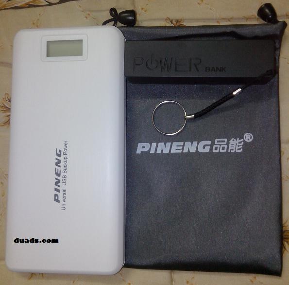 Cara Tahu Powerbank Pineng Original