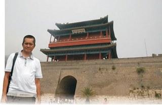 Saudaraku Mas Harry Maksum, Wartawan Replubilka di Beijing, Cina