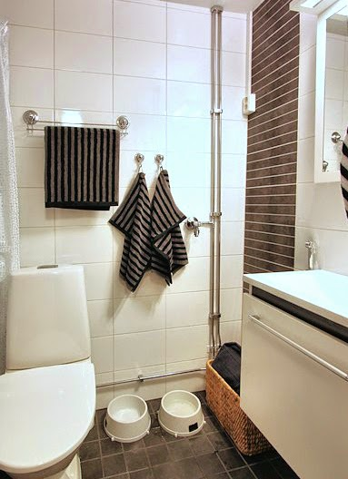 wc vessa kylpyhuone sisustus