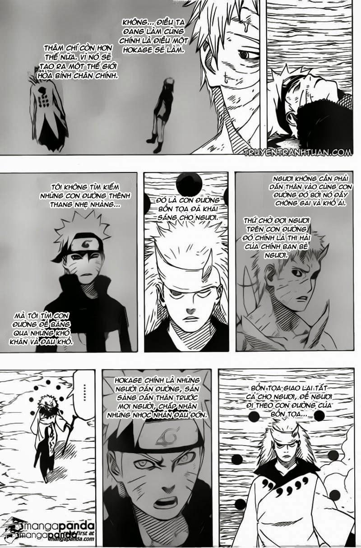 Naruto - Chapter 665 - Pic 18