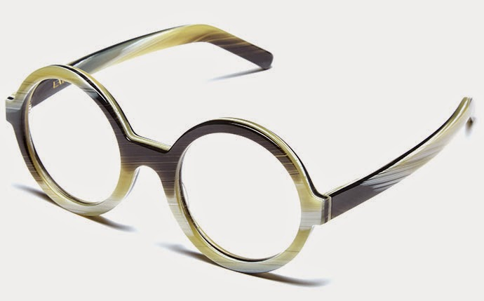 Larke Optics glasses: Veda