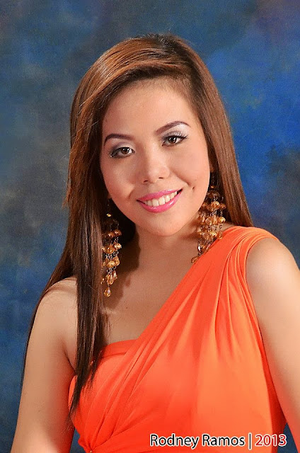 Cherry May Gabutan MIss Bogo Tourism 2013