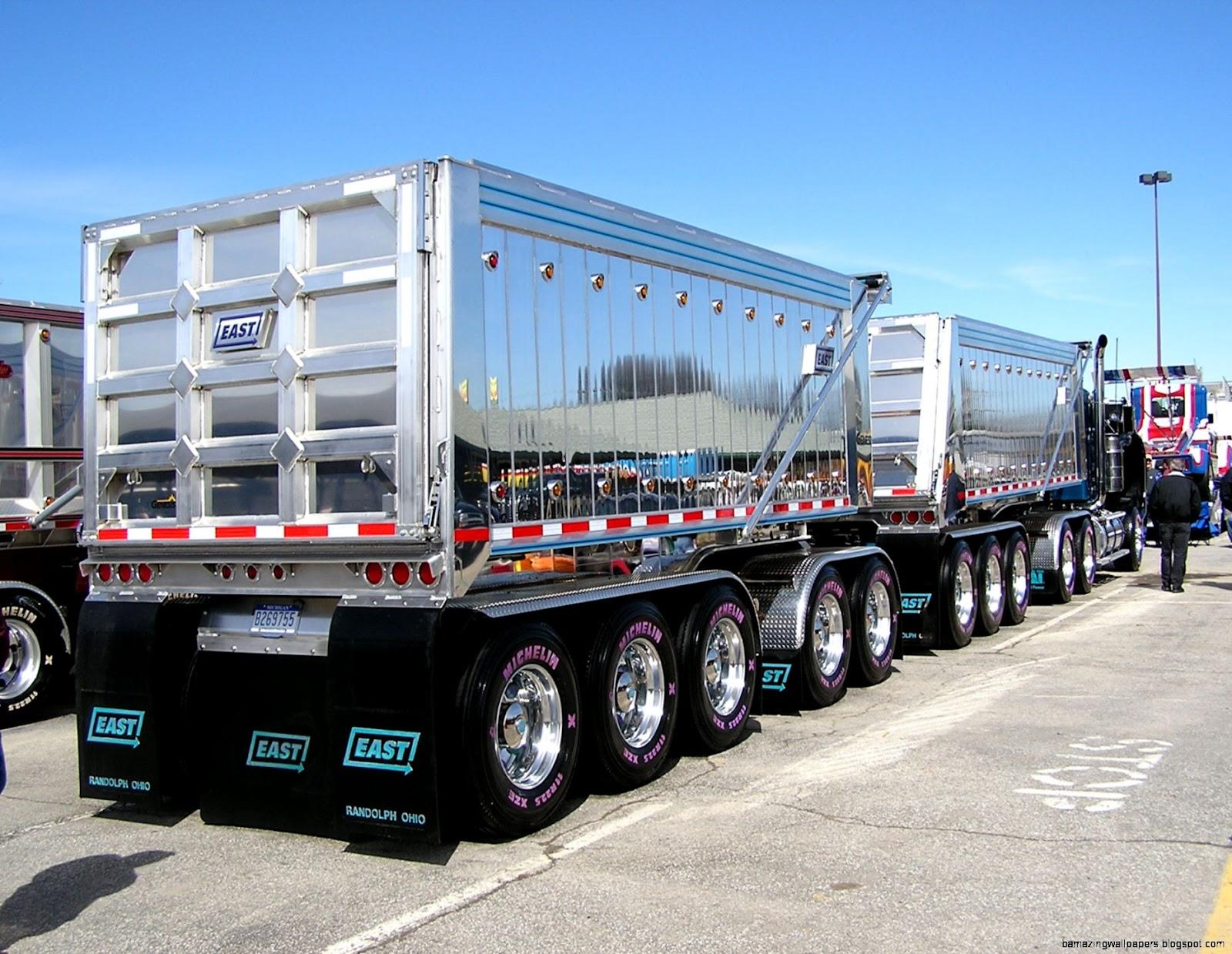 Big Rig Show Trucks Dump