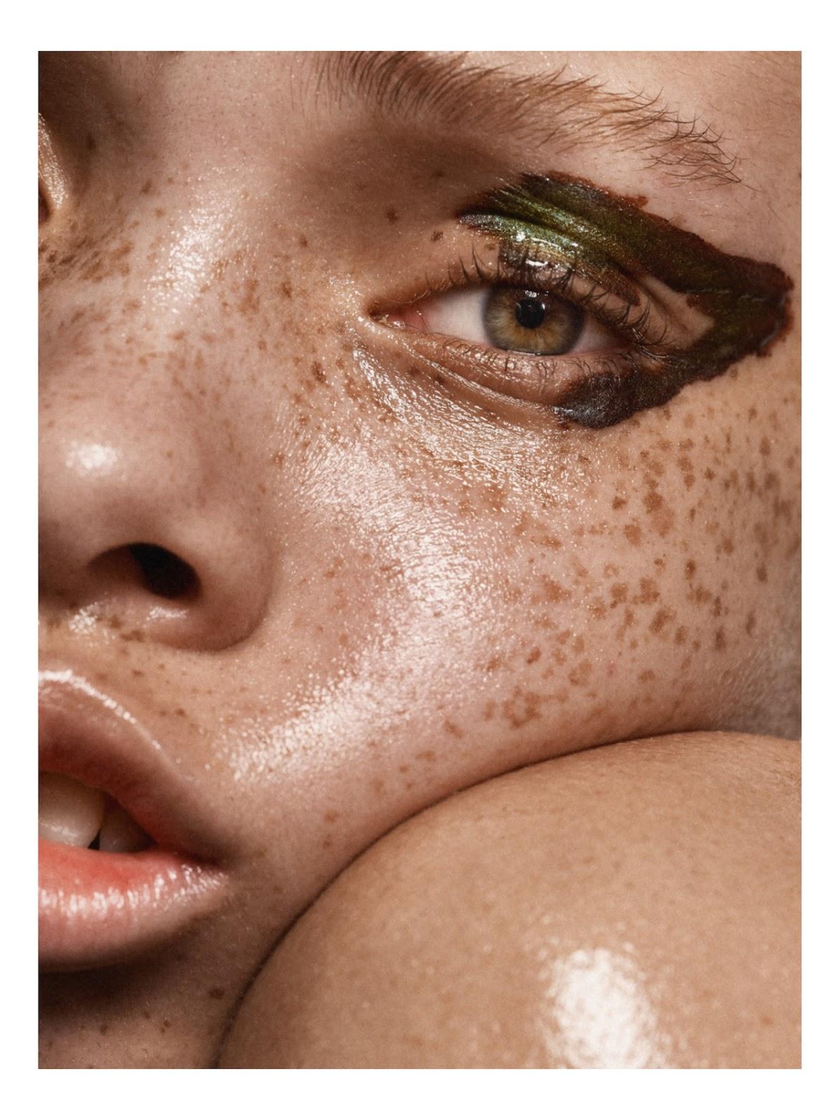 Oil & Pastel - Aleece Wilson By CARLOS+ALYSE