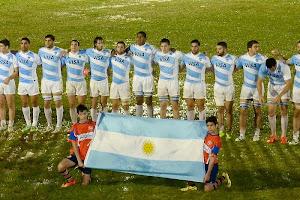 Plantel de Argentina XV para enfrentar a Fiji