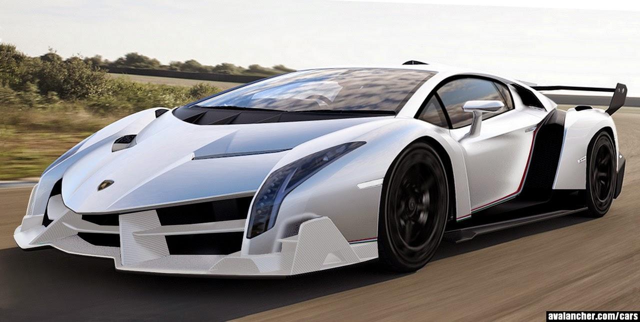 Lamborghini Veneno 2014