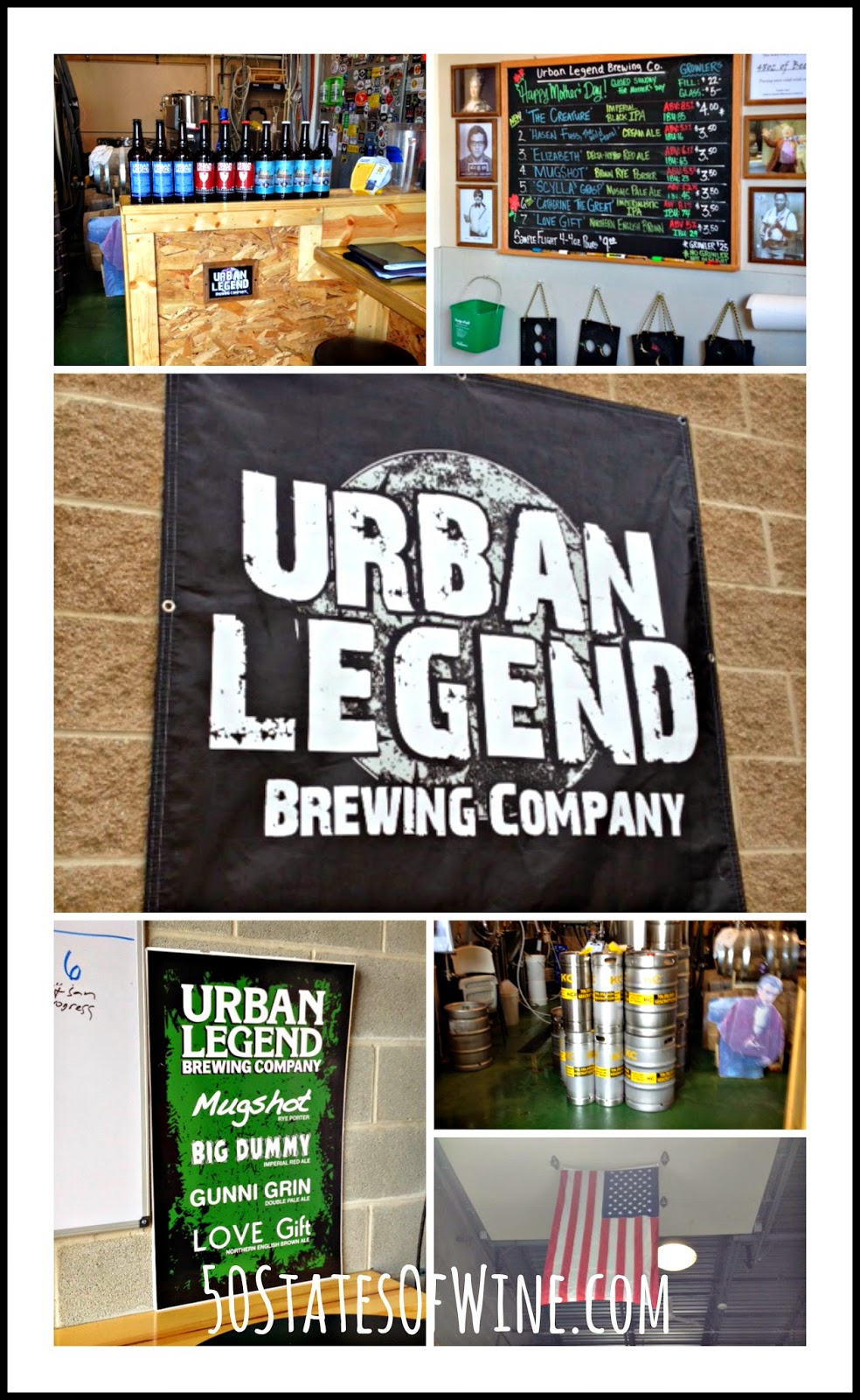 Urban Legend Brewing Co