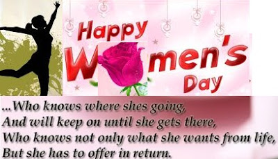 Happy Womens Day 2013