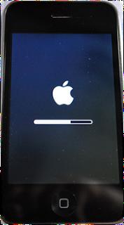 Gagal Booting / Botloop iPhone
