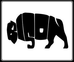 Makna Tersembunyi dari 40 Logo Terkenal di Dunia: Logo The Bison