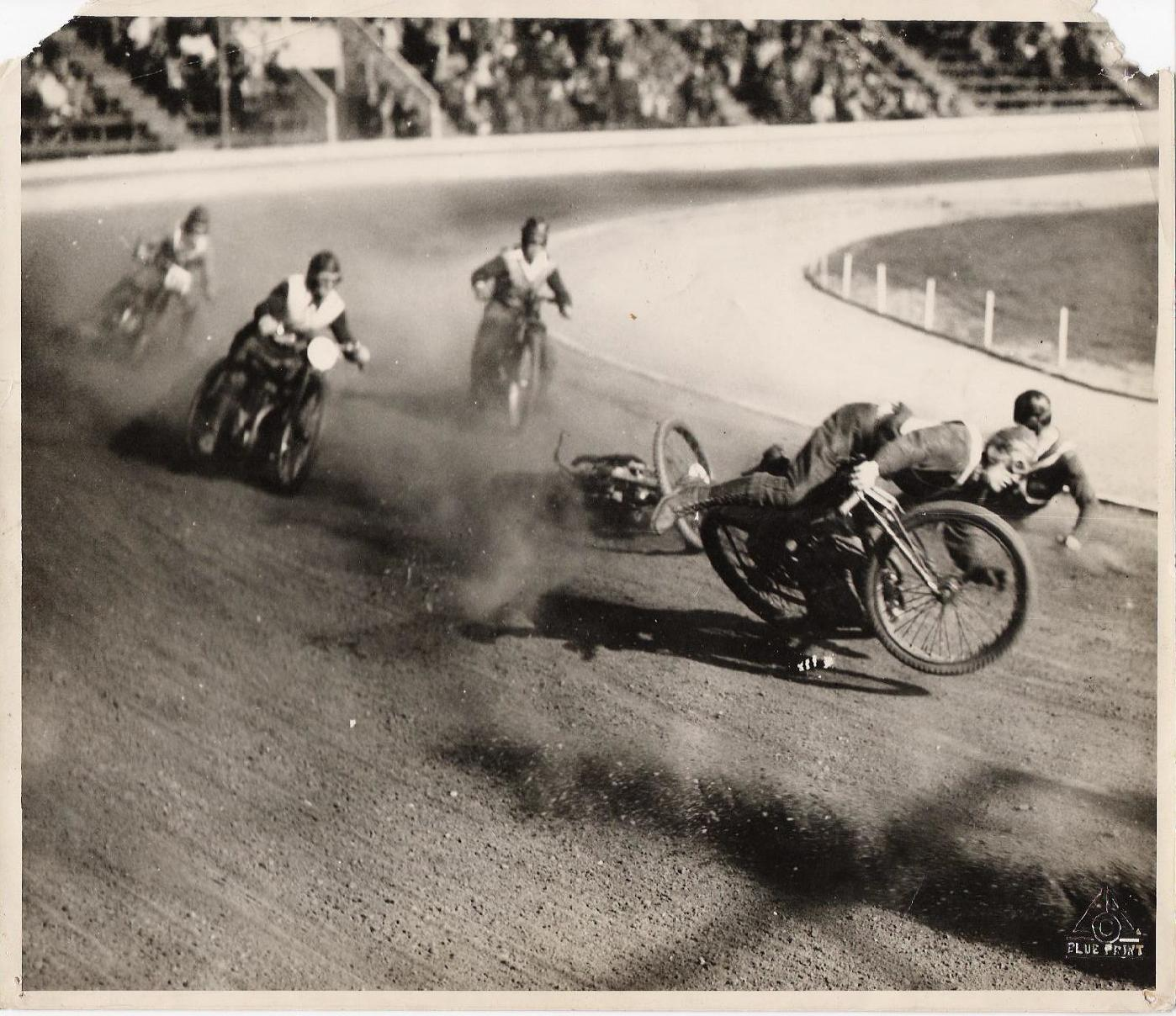 Fast Is Fast...: Early Dirt Track Racing From The Miny