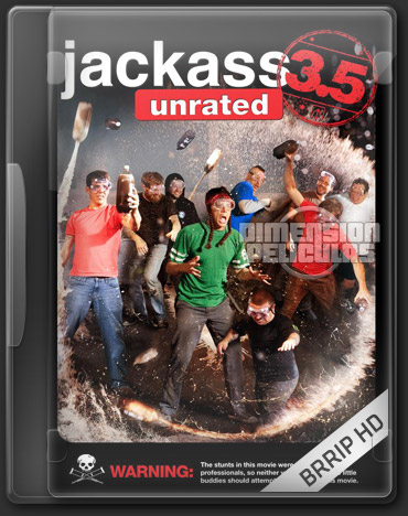 Jackass 3.5 (BRRip HD Dual Español Latino / Inglés)