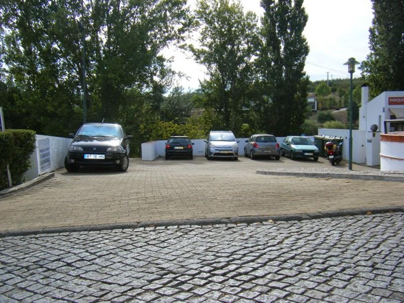 Parque de Campismo e Caravanismo de Constância