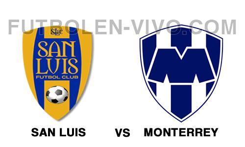 Atlético San Luis vs Monterrey