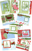 Holiday Magic 20 card kit / mail order available