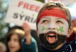 الحرية لسوريا