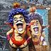 One Piece The Grandline Men ? Pre-Painted PVC Figure: Emporio Ivankov
