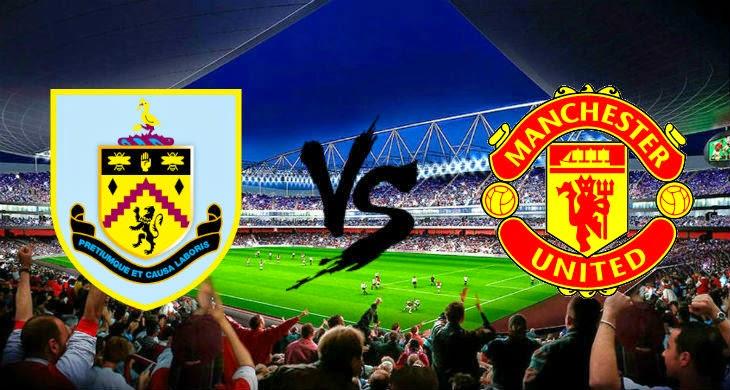 Prediksi Bola Burnley vs Manchester United 30 Agustus 2014