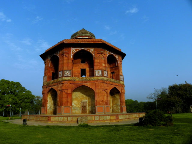 Sher Mandal, Purana Qila