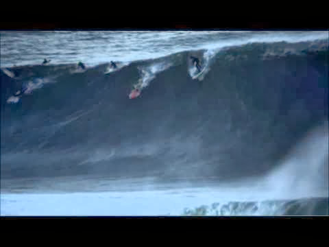 SUP vs SURFER vs MAVERICKS Wipeout Wednesday