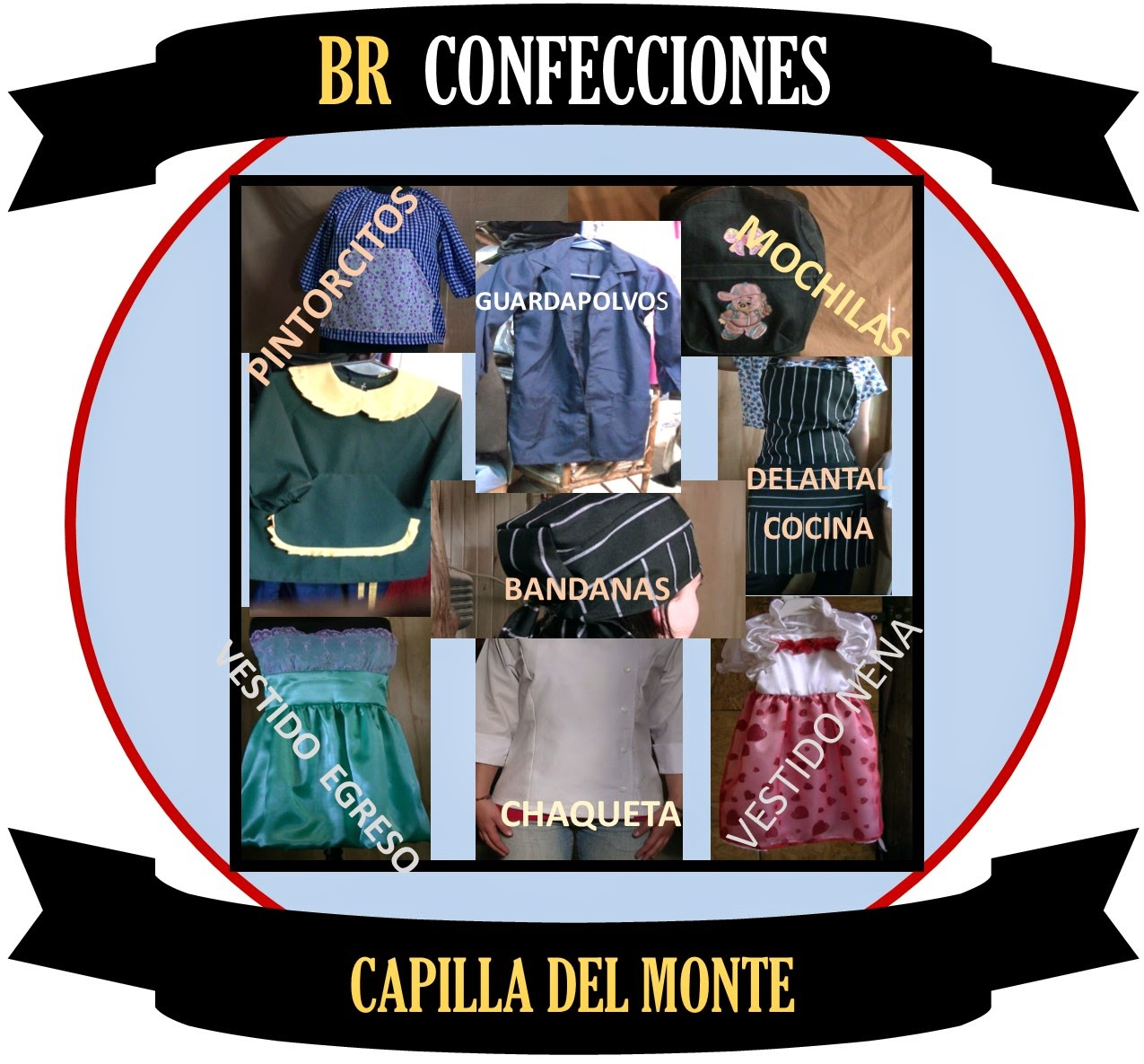 BR Confecciones - Micro Emprendimiento Familiar