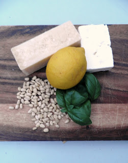 lemon-linguine-ingredients