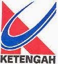 Jawatan Kerja Kosong Lembaga Kemajuan Terengganu Tengah (KETENGAH) logo www.ohjob.info