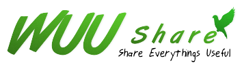 WUU share | Share Everythings Useful