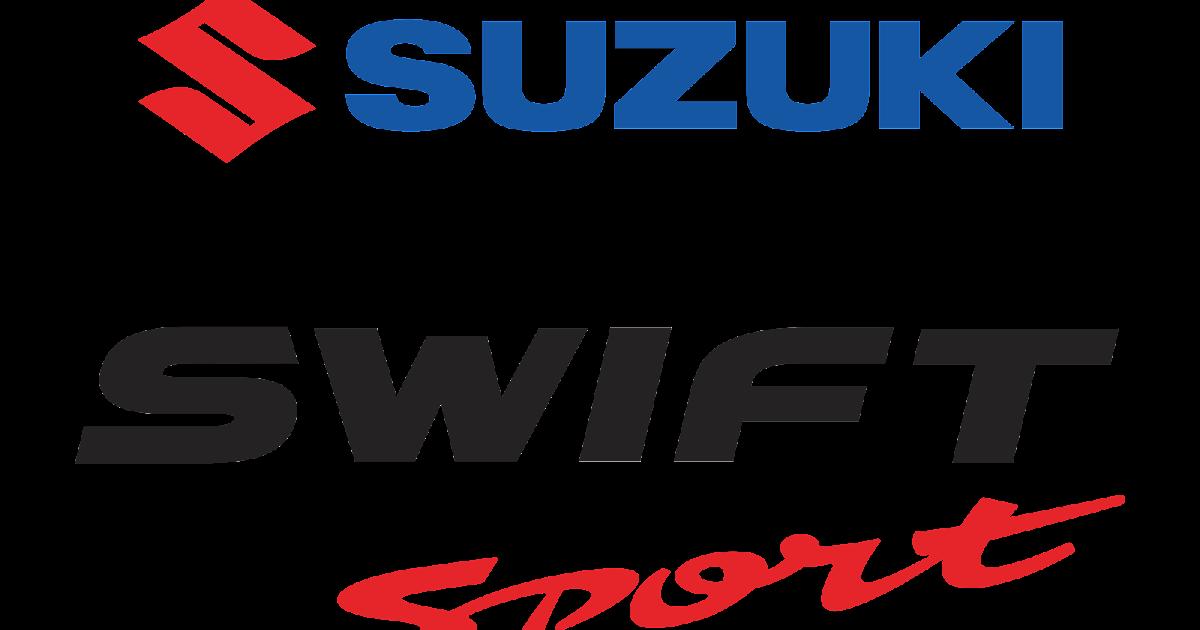 Suzuki Swift Sport Logo Vector Format Cdr Ai Eps Svg PDF PNG