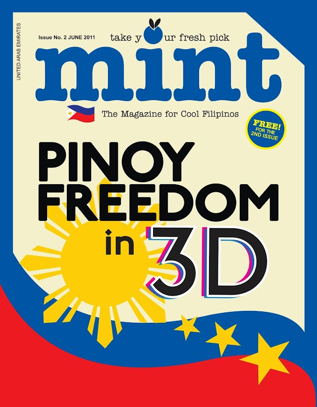 Filipino expat to launch first 3D Magazine in the UAE, Middle East