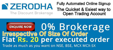Open Zerodha Trading Account Online Instantly