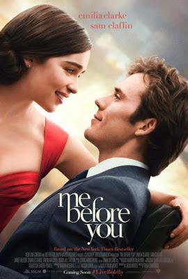 Me Before You (Antes De Ti) 2016 DVD R1 NTSC Latino