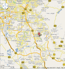 Our Location on Google Map