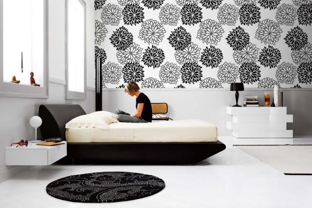 Papel tapiz autoadhesivo para el diseno de interiores - Diseno de exteriores ...
