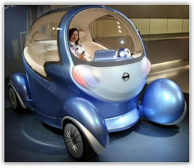 Hottest Cars Of 20112012 Nissan Pivo 2
