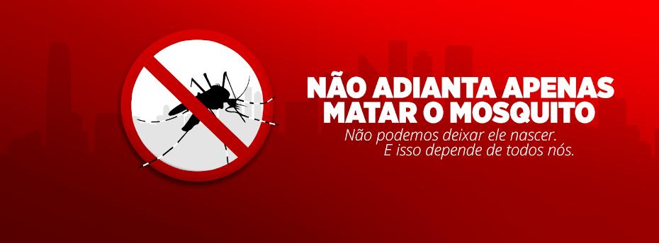 TODOS CONTRA O MOSQUITO!