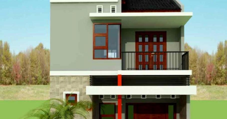foto rumah 2 lantai minimalis design rumah minimalis