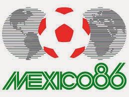 logo mundial mexico 1986