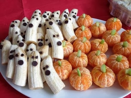 Healthiana: Halloween Party Food Ideas