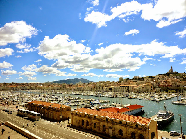 Le Vieux Port / The Old Port, Marseille, France