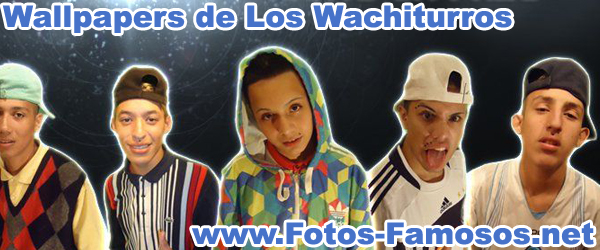 Wallpapers de Los Wachiturros