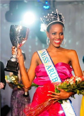 Miss Aruba Universe 2011