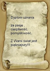 Dyplom od Ela17