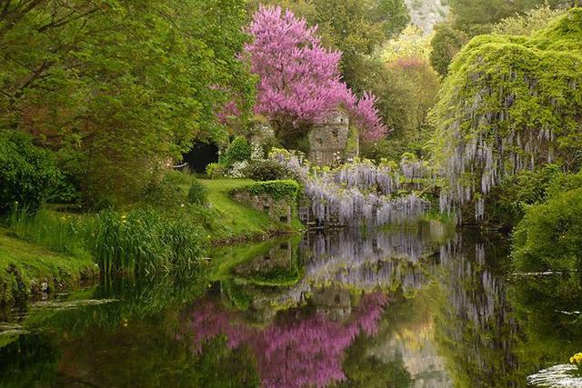 Collana exoterica cosmo fruttariano i giardini pi belli for Quadri belli