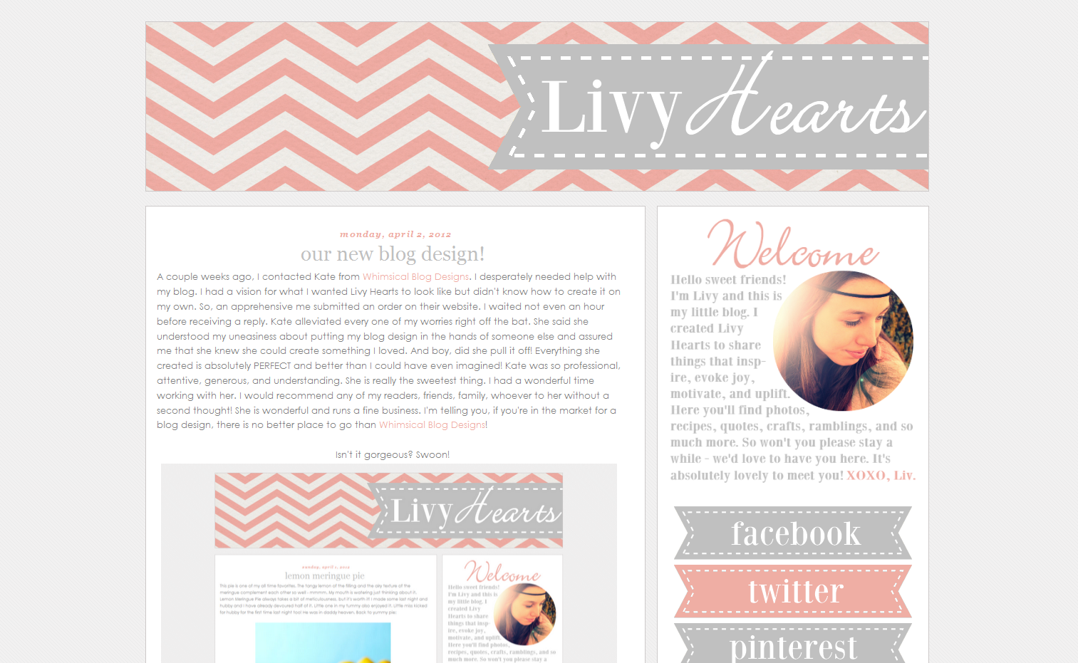 Happy Jax Whimsical Blog Designs One Happy Jax Mama
