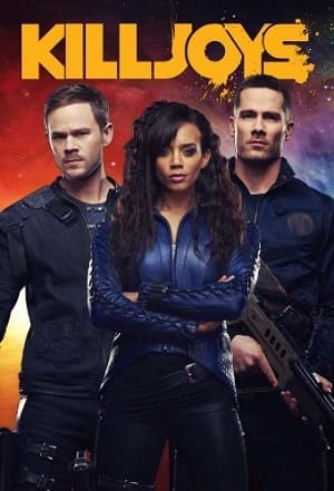 Killjoys - 1ª Temporada Séries Torrent Download completo