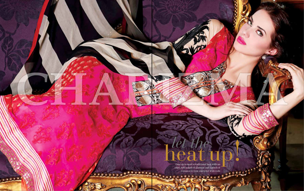 Charizma Luxury Chiffon Vol-2 Designs