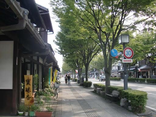 夢京橋 キャッスルロード